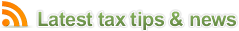 Latest Tax Tips & News